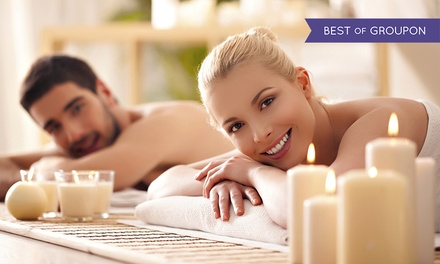 Weekday or Weekend Spa Day Pass for Two at Afon Spa
