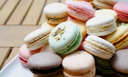 Macaron Making Class for One $30 or Two People $59 at Paris International Cooking School Up to $180 Value