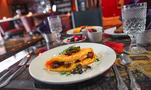 Symphony Hotel and Restaurant- No GTG: Brunch for Two or $30 for $50 Worth of New American Cuisine for Dinner at  Symphony Hotel and Restaurant