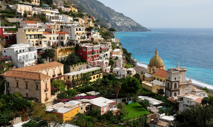 8- or 10-Day Italy Vacation with Airfare