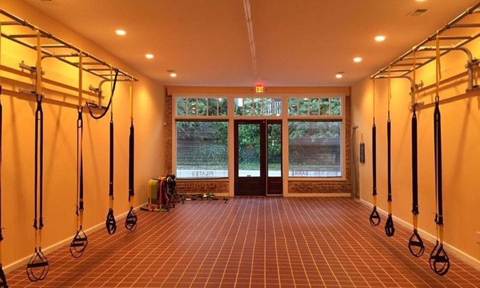 Balanced Fit Life Training Center - Multiple Locations: 10 Personal Training Sessions at Balanced Fit Life Training Center (65% Off)
