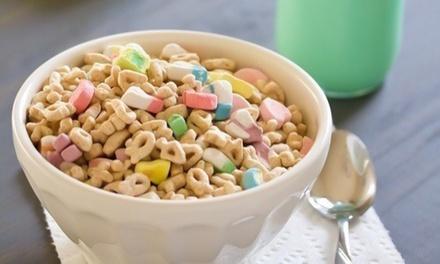 Menú para 2 o 4 con bol mediano de cereales y bebida desde 3,95 € en Lets Cereal