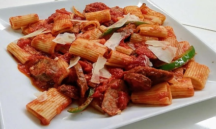 $12.50 for $20 Worth of Food at Bugsy's Italian Cuisine Bar & Grill