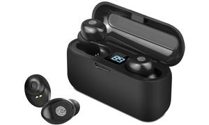 Écouteurs Bluetooth et étui Smartek