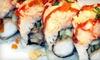 M Sushi Bar - Glendale: $20 for $40 Worth of Japanese Cuisine at M Sushi Bar in Glendale