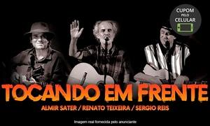 Chapéu Brasil – Sumaré: Tocando em Frente – Chapéu Brasil: pista, camarote, área VIP com open bar, mesa para 4 ou camarote para 10 ou 20 pessoas