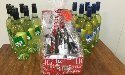$29 for Wine Tasting Experience with Gift Box and 12 TakeHome Bottles at Willow Point Wines Up to $114 Value