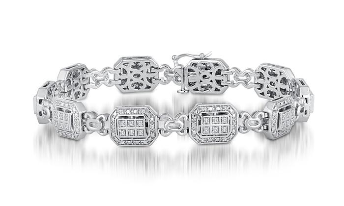 Diamond Bracelets Deals & Coupons