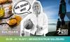 Messezentrum Salzburg - Messezentrum Salzburg GmbH: 2 Tagestickets für die Kulinarik- & Sport-Messe Salzburg am 30.09. oder 01.10.2017 im Messezentrum Salzburg (45% sparen)