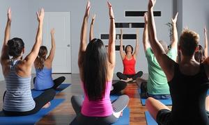 BalancingEnergy Health & Yoga Center: 10 or 20 Classes at BalancingEnergy Health & Yoga Center (Up to 78% Off)