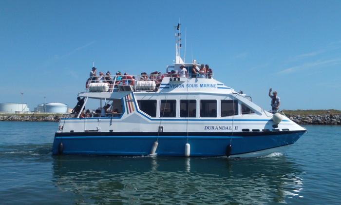 promenade bateau perpignan