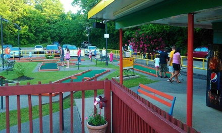 Up to 50% Off Mini-Golf at Putt-Putt Fun Center