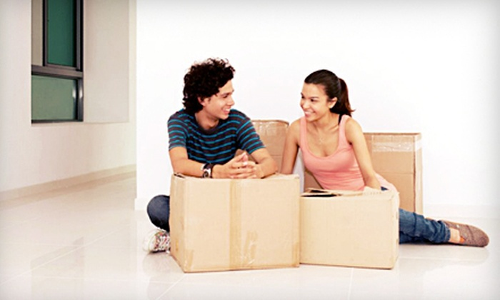 AVL Moving Systems - San Jose: Three Hours of Moving Services from AVL Moving Systems ($285 Value)
