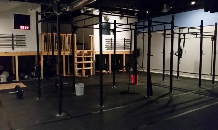 Tribus Fitness - Carrollton: 15 CrossFit Classes at Tribus Fitness (65% Off)