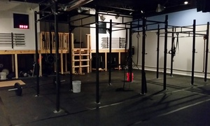 Tribus Fitness: 15 CrossFit Classes at Tribus Fitness (65% Off)