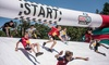 Be Gung Ho - Multiple Locations: 5K Inflatable Obstacle Course with Be Gung Ho, Two Locations (Up to 28% Off)