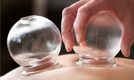 A Cupping Session at Healing from the ground up llc (65% Off)