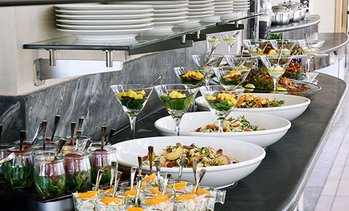 Lunch or Dinner Buffet
