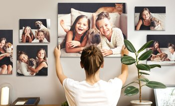 Up to 96% Off Custom Premium Canvas Prints from Printerpix