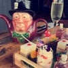 Boozy Mad Hatter's Afternoon Tea