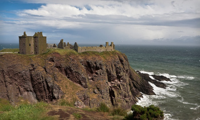 Scotland Self-Guided Tour with Airfare - Airth Castle Hotel: Eight-Day, Seven-Night Scotland Tour from Beyond Boundaries Travel with Airfare, Castle Accommodations, and Car Rental
