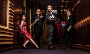 Bay Area Dinner Show: Bay Area Dinner Show Magic and Variety Performance for One or Two (Up to 42% Off)