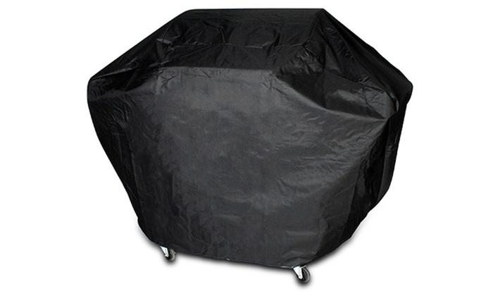 abdeckplane f r grills groupon. Black Bedroom Furniture Sets. Home Design Ideas