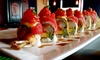 Big Eye Sushi Bar - Scottsdale: $20.50 for Sushi Dinner for Two with Speciality Rolls, Edamame & Drinks at Big Eye Sushi Bar ($42.90 Value)