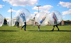 Battle Balls: One Hour of Bubble Soccer for Up to Four or Five on Saturday, August 29, Hosted by Battle Balls (Up to 47% Off)