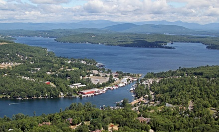 Stay at Summit Resort in Laconia, NH, with Dates into December