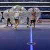 Esperienza di Bubble Soccer