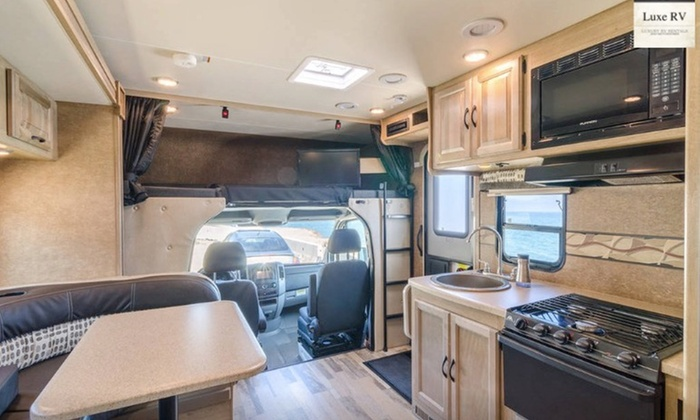 Luxe Rv - Los Angeles: $162 for $295 Groupon — Luxe Rv