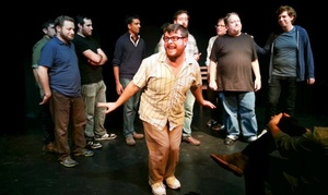 Pan Theater: Improv Comedy at Pan Theater (Through December 17)