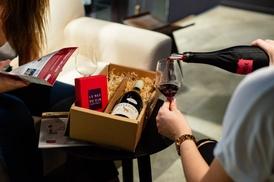 Abonnement vin sur