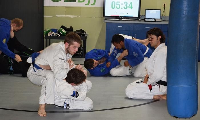 S2 Brazilian Jiu Jitsu - Chesterfield: $29 for One Month of Unlimited Brazilian Jiu-Jitsu Classes at S2 BJJ ($100 Value)