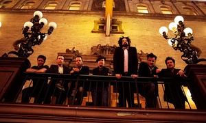 Counting Crows & Rob Thomas with K Phillips: Counting Crows & Rob Thomas with K Phillips on August 23 at 6:45 p.m.