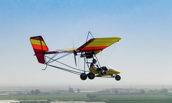 Skyrider Aviation - Camarillo: Ultralight Flying Experiences for One or Two at Skyrider Aviation (Up to 62% Off)