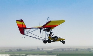 Skyrider Aviation: Ultralight Flying Experiences for One or Two at Skyrider Aviation (Up to 67% Off)