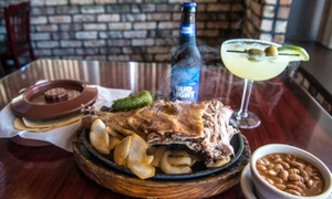 Up to 40% Off Mexican Cuisine at Rebecca's Mexican Restaurant at Rebecca's Mexican Restaurant, plus 6.0% Cash Back from Ebates.