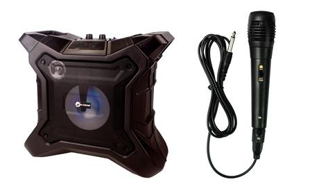 Altavoz con Bluetooth resistente al agua N-Gear Streetbox The X