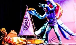 """Companhia de Artes Faz Assim Produções: """"Uma Aventura no Mar"""" – Teatro Ressurreição: 1 ou 2 ingressos"""