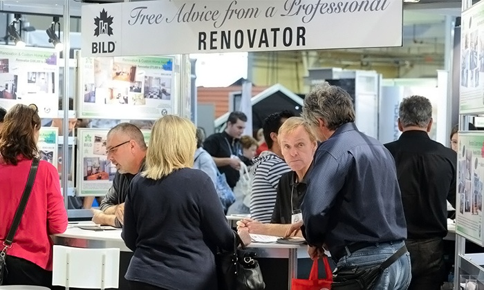 Toronto Home Shows - Better Living Centre, Exhibition Place: C$15 for Two One-Day Tickets to the Toronto Fall Home Show, October 1–4 C$30 Value)