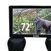 "Sima 72"" Indoor/Outdoor Inflatable Projection Screen"