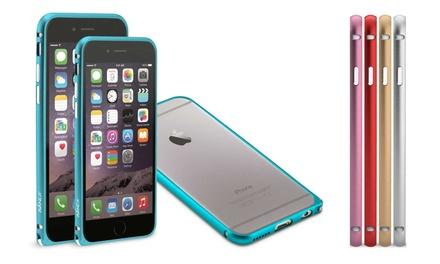 Bumper protector de aluminio para iPhone 6 o 6 Plus