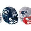 Forever Collectibles 3D BRXLZ Mini NFL Helmet