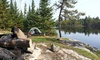 Canoeing and Camping Trip in Northern Minnesota