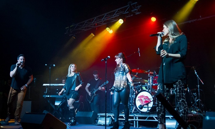 For Love & Rock N' Roll - VooDoo Lounge at Harrah's Casino North Kansas City: For Love & Rock N' Roll: A Tribute to the Women of Rock on Friday, May 6, at 9 p.m.
