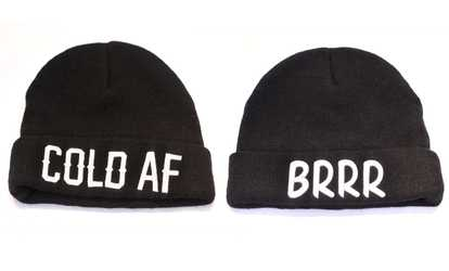 b04dfe7b1f9 Shop Groupon Embroidered Funny Beanies