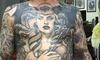 Castro Tattoo - Castro: $55 for $100 Worth of Services — Castro Tattoo