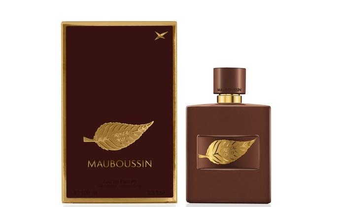 Cristal Oud Eau Homme De 100 Parfum Pour Ml Mauboussin zpGMqULSV